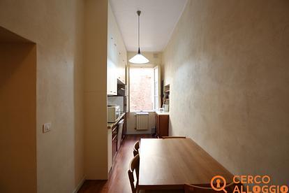 Appartamento in pieno centro storico /  Small apartment in historical building.